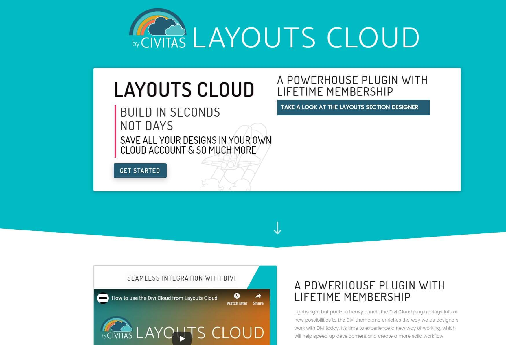 Divi Cloud | Divi Theme Layouts | Memberships